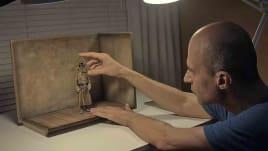 Diorama: Pensando en tres dimensiones. Un curso de Craft de Óscar Sanmartín Vargas