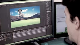 Movimiento retro en After Effects. A 3D, and Animation course by Joseba Elorza