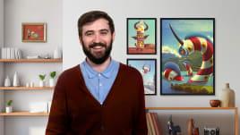 Diseño y Creación de Personajes. A Illustration course by Juan Carlos Paz Gómez