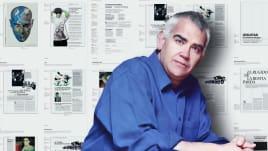 Diseño y construcción de una revista. Um curso de Design de Oscar Mariné