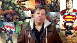 El cómic de superhéroes: narrativa y realización gráfica. A Illustration course by Carlos Pacheco