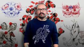 Cómo diseñar un tatuaje. A Illustration course by Aníbal  Pantoja