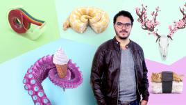Creación de imágenes Pop Art con objetos cotidianos. Un curso de Diseño, Fotografía y Vídeo de Paul  Fuentes