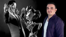 Rigging: articulación corporal de un personaje 3D . A 3D, and Animation course by Pablo Emmanuel De Leo