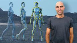 Principios básicos de animación 3D. Un curso de 3D y Animación de Hugo García