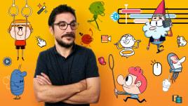 Introducción a Toon Boom Harmony para animación de personajes 2D. Un curso de 3D y Animación de Pedro Alpera