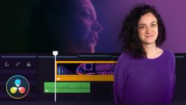 Etalonaje digital con DaVinci Resolve. Un curso de Fotografía y Vídeo de Sonia Abellán Avilés