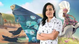Ilustración digital para cuentos infantiles. Un curso de Ilustración de Teresa Martínez