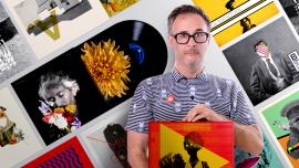 Direção de arte para capas de discos. Um curso de Design de Goster