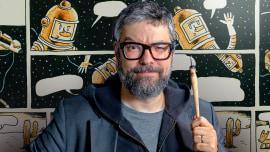 Humor gráfico: danos la tira nuestra de cada día. Un curso de Ilustración de Liniers