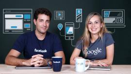 Google Ads e Facebook Ads da zero. Un corso di Marketing , e Affari di Arantxa & Guille