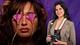 Retrato fotográfico conceptual. Un curso de Fotografía y Vídeo de Veronica Cerna