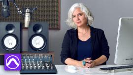 Pós-produção de áudio com Pro Tools. Um curso de Música e Áudio de Nadine Voullième Uteau