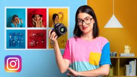 Instagram comme portfolio photographique. Un cours de Photographie , et Vidéo de Pati Gagarin