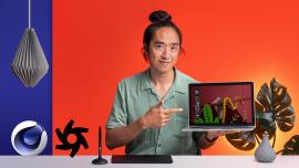 Modelado 3D para publicidad con Cinema 4D y OctaneRender. Un curso de 3D y Animación de Yonito Tanu