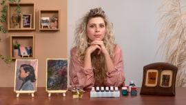 Colorazione fotografica con acquerello. Un corso di Fotografia, Video e Illustrazione di carine wallauer