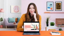 Einführung zum Bloggen: Ton, Branding und Strategie. A Marketing und Business course by Emma Jane Palin