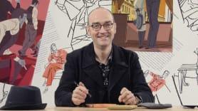 Ilustración, nudo y desenlace. Un curso de Ilustración de José Luis Ágreda