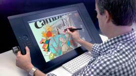Técnicas de Ilustración y composición realista para prensa. Un curso de Ilustración de Óscar Lloréns