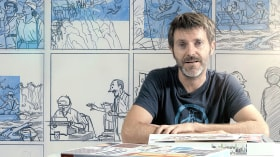 Comic ist eine andere Geschichte. A Illustration course by Paco Roca