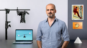 Stop Motion For Fun!. A 3D, and Animation course by David Duprez