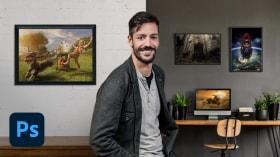 Fotografía creativa y fotocomposición con Photoshop. Un curso de Fotografía y Vídeo de Pitu López