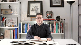 Design Monograms with Style. A Calligraphy, and Typography course by GM Meave