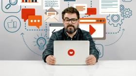 Introduction au média social. Un cours de Marketing , et Business de Nacho Ballesta Martinez-Páis