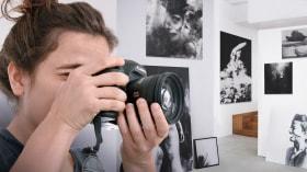 Fotografische Postproduktion für die Fantasie. A Fotografie und Video course by Silvia Grav