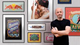 Fileteado porteño: Illustration und Verzierung von Plakaten. A Illustration, Kalligrafie und Typografie course by Alfredo Genovese
