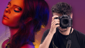 Fotografía editorial de belleza y retoque digital. Un curso de Fotografía y Vídeo de Nobody Studio