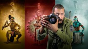 Fotografía creativa y retrato conceptual. Un curso de Fotografía y Vídeo de Felix Hernandez Dreamphography