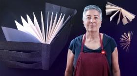 Encuadernación artesanal sin costuras. Un curso de Craft de Susana Dominguez Martin