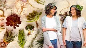 Conception et création de compositions botaniques. Un cours de Craft de Compañía Botánica
