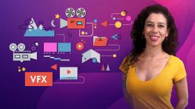 Einführung in VFX for Cinema. A 3-D und Animation course by Carolina Jiménez García