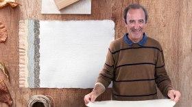 Artisanal Paper Elaboration. A Craft course by Juan Barbé