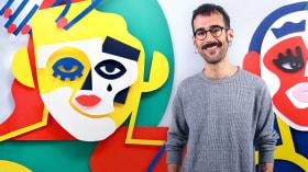 Papercut: ilustrando con capas de papel. Un curso de Craft e Ilustración de José Antonio Roda Martinez