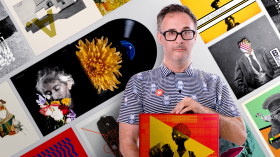 Dirección de arte para portadas de discos. Un curso de Diseño de Goster