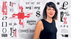 Rechtschreibung für Designer. A Design und Schreiben course by Raquel Marín Álvarez
