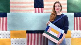 Introducción al patchwork contemporáneo. Un curso de Diseño y Craft de Zita Chocarro Iriarte