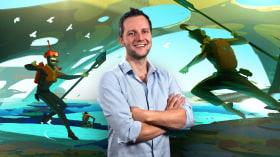 Ilustración para proyectos de animación y videojuegos. Un curso de Ilustración, 3D y Animación de Jean Fraisse