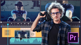 Introduction to Adobe Premiere Pro. A Photography, and Video course by Juanmi Cristóbal