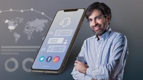 Kundendienststrategien in sozialen Netzwerken. A Marketing und Business course by Julio Fernández-Sanguino