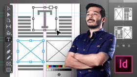 Introduzione ad Adobe InDesign. Un corso di Design di Javier Alcaraz