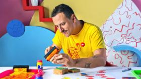 Zeichnen und Kreativität für kleine große Künstler. A Illustration course by Puño