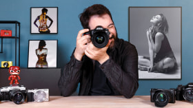 Practice Guide to Learn to Use your Digital Camera from Scratch. A Photography, and Video course by Antonio Garci