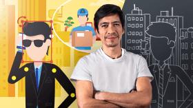 Creación de videos animados para promover tu talento. Un curso de 3D, Animación e Ilustración de Raúl González
