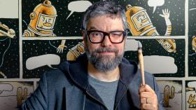 Graphic Humor: Give us our Daily Comic Strip. A Illustration course by Liniers