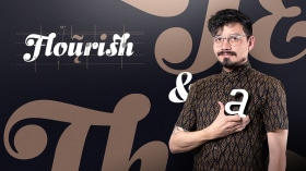 Digital Reinterpretation of Classic Typography. A Calligraphy, and Typography course by Oscar Guerrero Cañizares