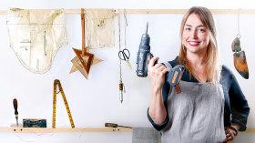 Design and Creation of Handmade Workspaces. A Craft course by Gema Casado Olea